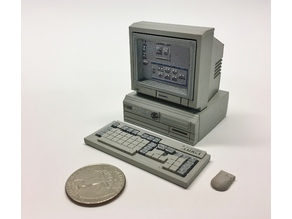 Mini Amiga A4000