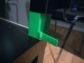 Modified Bottom Corners (Original Prusa i3 MK3 ENCLOSURE) with +50mm space