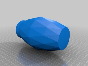 Geometric Salt Shaker