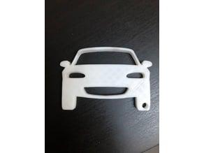 Mazda MX-5 Miata NBFL Keychain