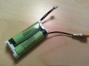 FatShark 18650 battery end caps