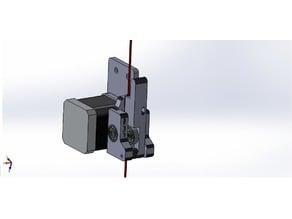 MK8-MK7 Bowden Extruder