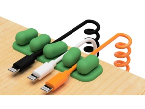 USB cable holder (mame series)