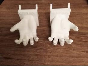 Pegboard Hands