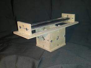 Customizable T-Slot Box