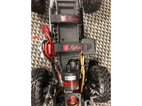 Redcat Gen 8 V3 Relocated ESC/Receiver Mount