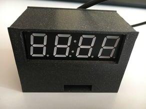 Case for DIY Clock Kit C51 YSZ-4 - ZM-4 860925