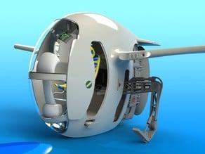 2040 futurist vehicle