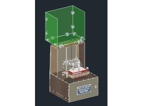 DKT LCD 5.5'' 2k/4k 3D printer
