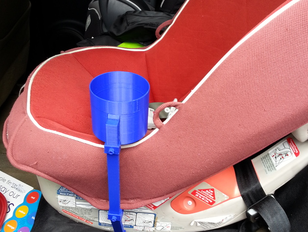 Combi Coccoro Car Seat Cup Holder By Silverspoon77 Jul 19 2015 Thingiview