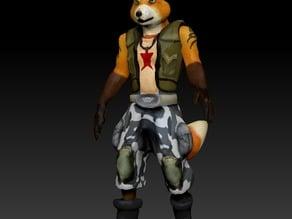 Syrano the Rogue Fox