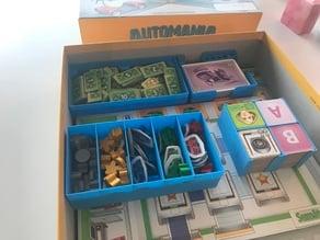 Automania Box inserts