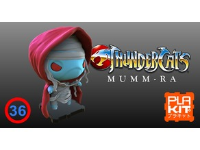 Thundercats Classic Mumm-Ra Decayed Form
