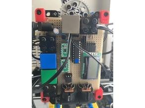 LEGO Technic PCB Holder (B,C-type)