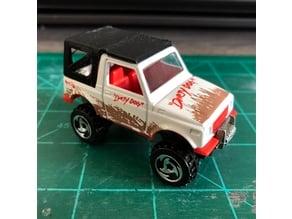 Suzuki Topper