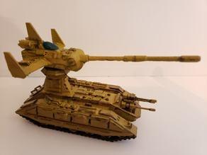 1/100 Magella Attack tank