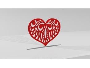 Valentine Gift - Heart Face