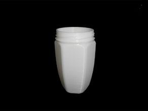 Jar for 63mm cap, 250ml