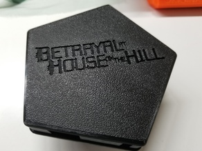 Betrayal at House on the Hill - Lid Remix