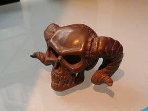 Demon skull (updated v3)