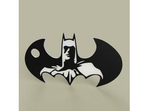 Batman - Batarang - Keychain