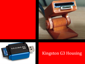 Kingston  G3 MobileLite USB 3.0 Card Reader Housing