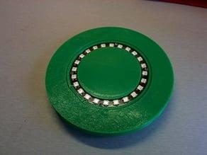 LED Neopixel Ring - Fruit Bowl Lamp Base