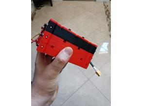 6P stackable 18650 batteries holder