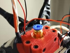 Simple E3D hotend holder for B.I v2.5