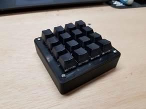 CNC Keypad