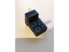 Indirect Duet3d laser sensor