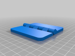 My Customized Parametric Hinge
