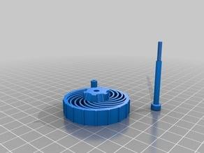 SMARS - Monster Wheel Module for Modified SMARS Slave Wheel (Screw Version)