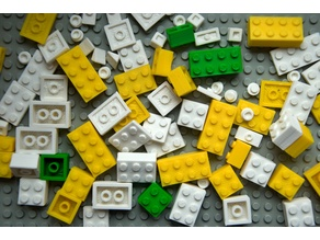 Print a Brick: All LEGO® parts and sets