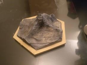 Catan Stone Piece