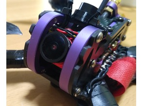 Realacc Purple 215 RunCam Micro Eagle Mount