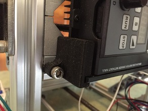 NVBDL+ Mounting Clips for CNC