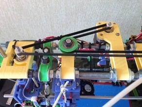 Prusa i2 Single Z Motor Parts