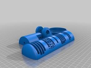 Sundial Single Plate for Makerbot Replicator 2