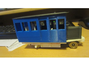 De Dion Autorail Automotrice - Old Diesel FR railcar