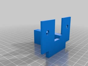 Printrbot Jr Dial Indicator Mount