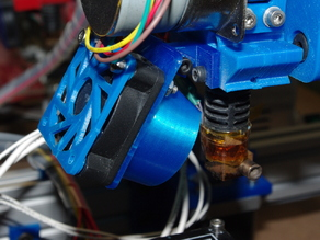 Misan's Another Compact Extruder Fan Deflector V2