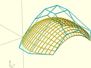 Bezier Mesh Surface V0.6