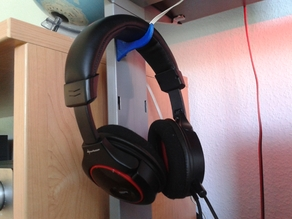Headset hook