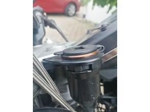 USB Lader, Zigarettenanzünder Halterung für SV650