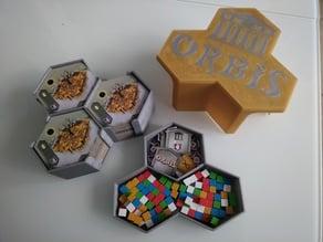 Orbis box Organized token