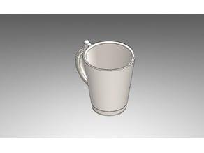 Regular Sized Coffee Mug