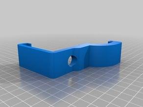 WebCam (C910) Mount for Makerbot Replicator 2