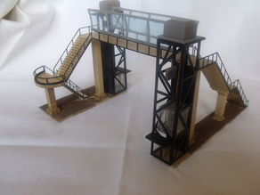 N Scale Buildings collection - Thingiverse