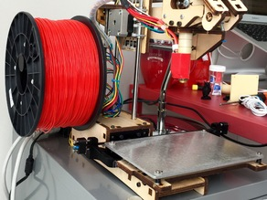 Printrbot Simple Maker's Edition Spool Holder